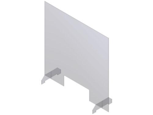 Corona Schutzwand 100 x 100cm